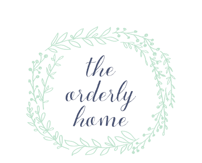 The Orderly Home