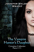The Vampire Hunters Daughter