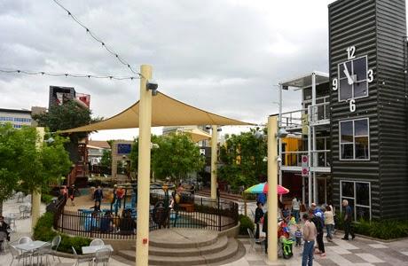 Container Park, Las Vegas, Nevada, centro comercial