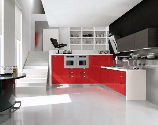 Gambar lemari dapur terbaru 2013-2014