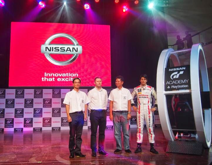 Nissan Launched GT Academy in the Philippines, A Virtual-To-Pro Racing Competition