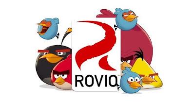Rovio y Angry Birds
