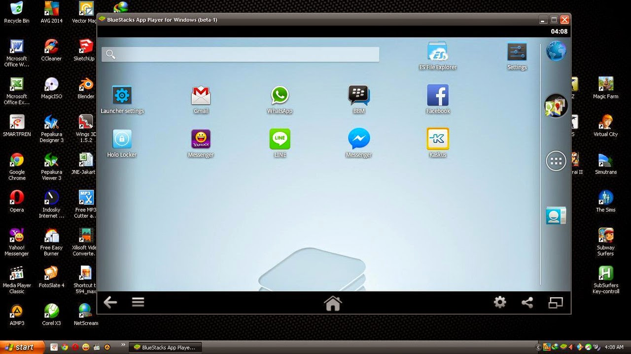 Bluestacks Root Version Untuk Low-Spec PC