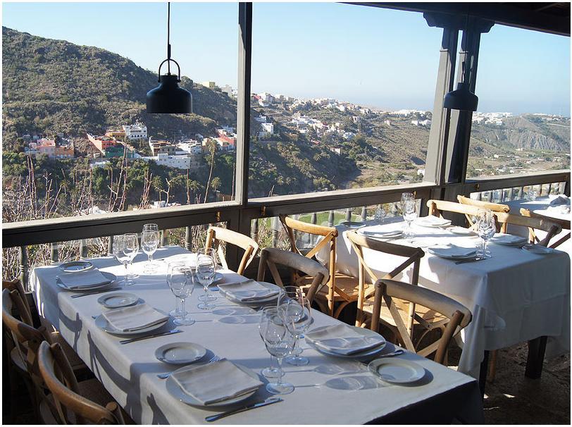 Vive la magia de la vida blogger traveller mayo for Jardin canario restaurante