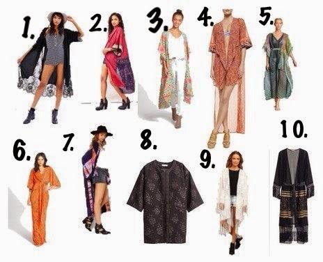 Urban Outfitters kimono, Echo rainbow kimono dress, best blogger kimono picks, fashion blogger New York City, american fashion blogs, best fashion blog, H&M sale kimono picks, best fall jacket wraps, black and cream lace fringe sweater duster