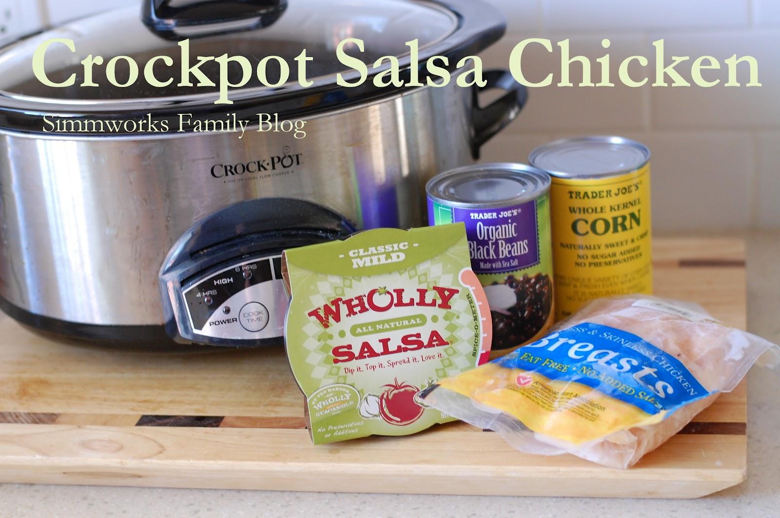 Chicken breast crockpot
