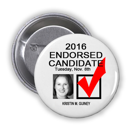 RACE FOR DISTRICT JUDGE, 179TH JUDICIAL DISTRICT -- Kristin M. Guiney