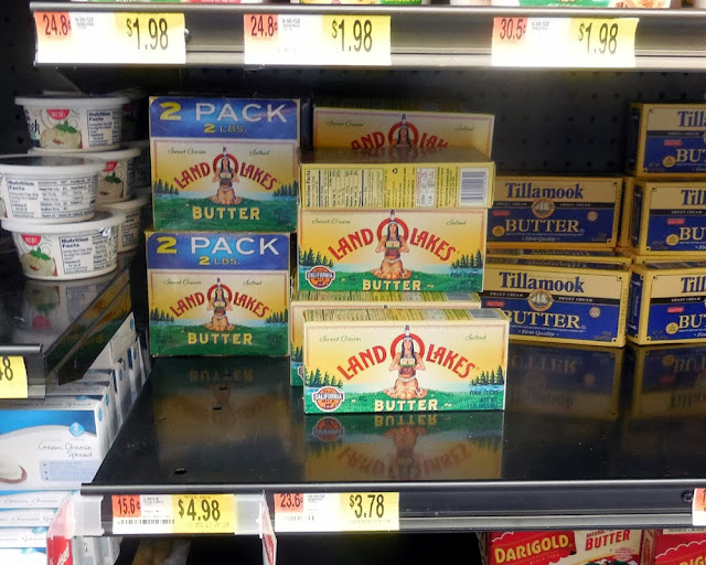 Land o'Lakes Butter in Walmart #HolidayButter #shop #cbias