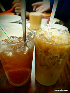 thehomefoodcook - four days of hong kong - ice lemon tea
