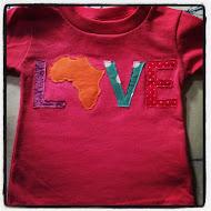 LOVE Africa Shirts