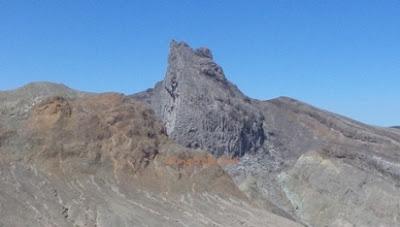 kondisi puncak gunung kelud kediri