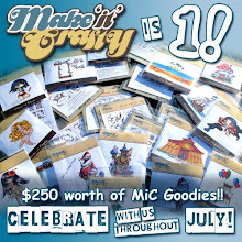 Make it Crafty turns 1!! PRIZES!!!