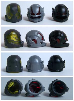 LEGO Ant-Man helmet