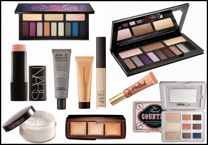 Sephora Makeup Wish List