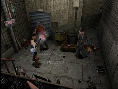 Resident Evil 3 Nemesis Game