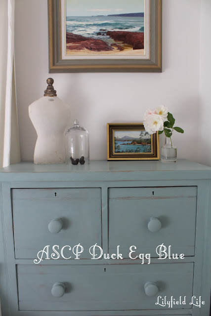 Lilyfield Life: ASCP Duck Egg Blue Annie Sloan Chalk Paint