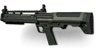 KSG-12 - Modern Warfare 3 Weapons