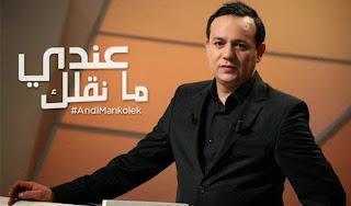 Andi Mankollek annonce la fin de la diffusion de l'émission
