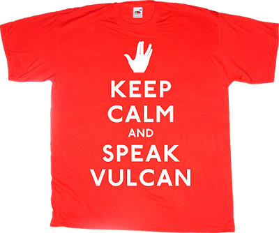 star trek spock vulcan fun t-shirt ephemeral-t-shirts