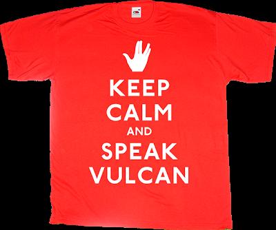 star trek spock vulcan fun t-shirt ephemeral-t-shirts