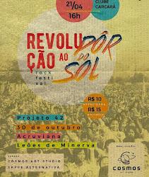 REVOLUÇÃO AO POR DO SOL ROCK FESTIVAL