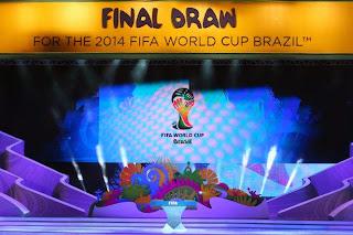 مشاهدة حفل قرعة كأس العالم 2014 البرازيل
