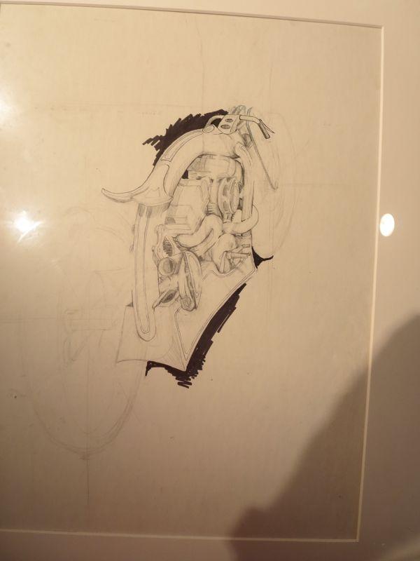 JT Nesbitt Wraith sketch