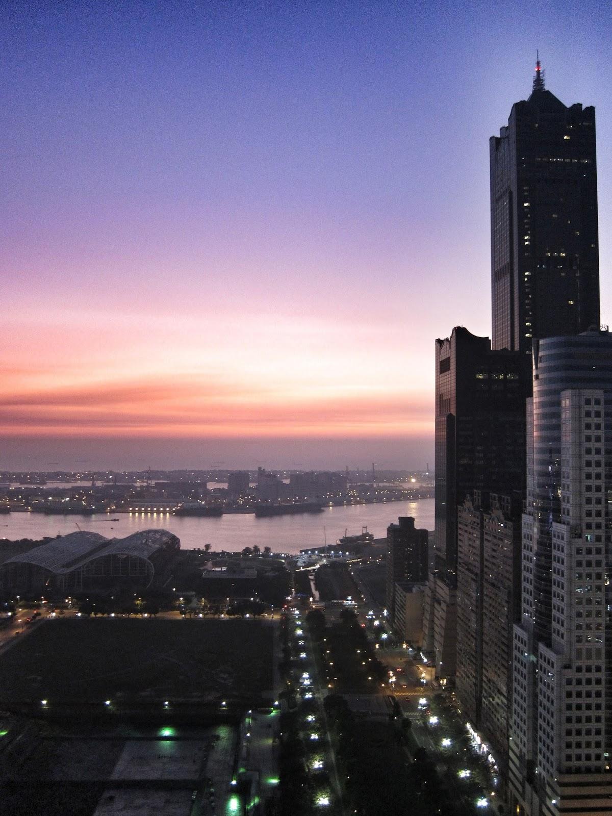 Kaohsiung Taiwan  City new picture : good night kaohsiung go to taiwan day 2 kaoshiung fo guang shan ...