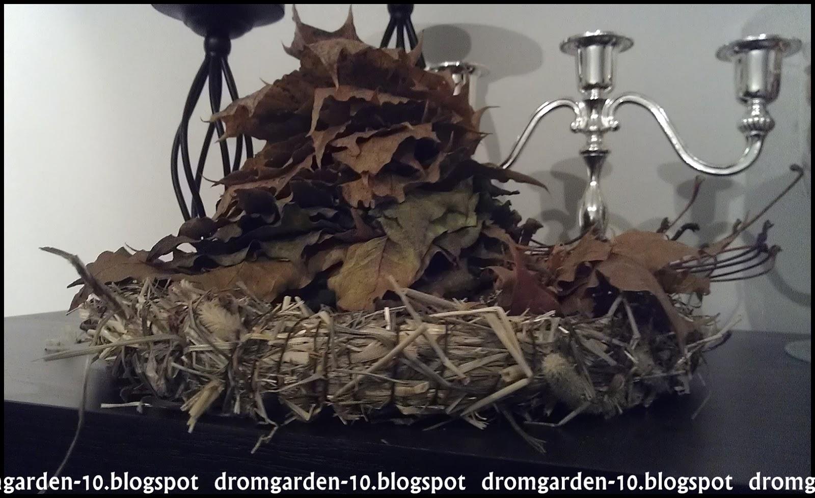 Drömgården: oktober 2012