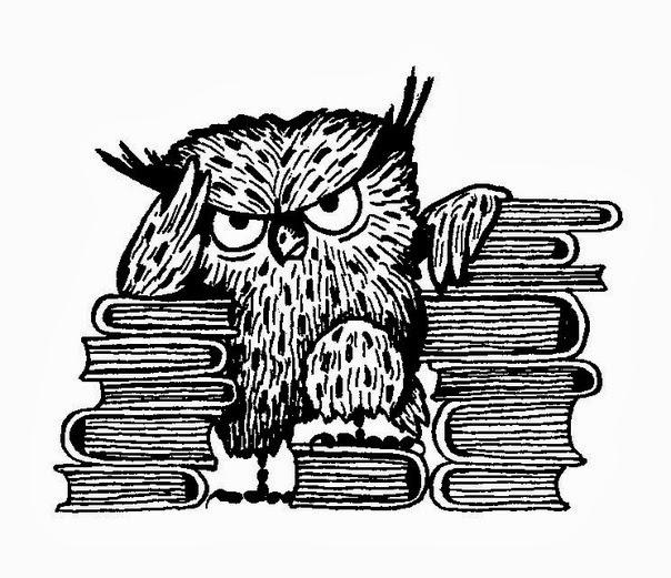 Библиотечная сова