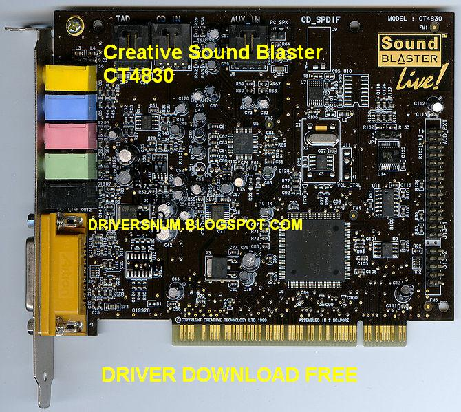 sound blaster 16 driver windows xp скачать