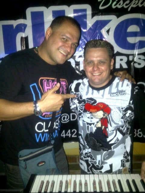 DJ FRANCISCO FREITES ICONO ENTRE LOS DJ DE VENEZUELA
