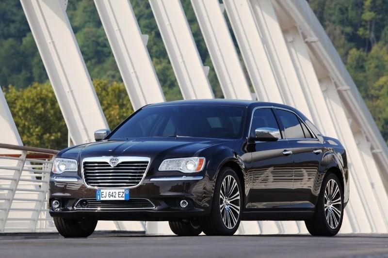 2012 Lancia Thema New Chrysler 300c Review News Hot Car