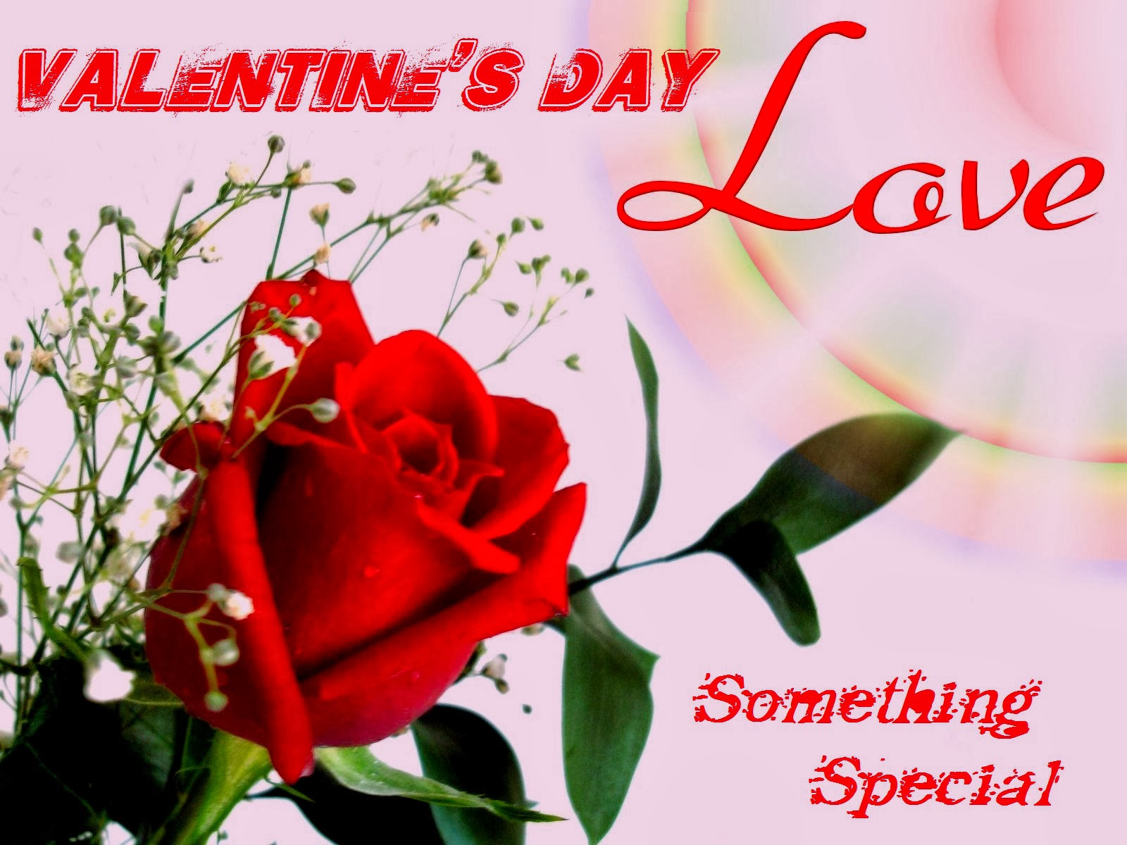 Love for something special valentine day cards - Something special ...