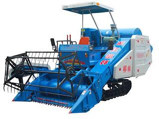 Combine Harvester Model 4LZ-2.0