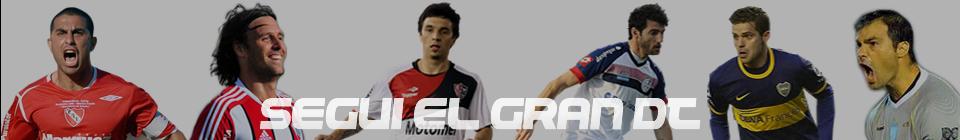 Segui el Gran DT | Torneo Transicion 2014 | Puntajes Gran DT, Estadisticas Gran DT, Pines gratis