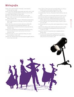 Bibliografía - Educación Artística 6to Bloque 5 2014-2015