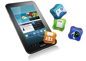 Samsung Galaxy Tab 2 7.0 P3110 Tablet Dual Core Murah