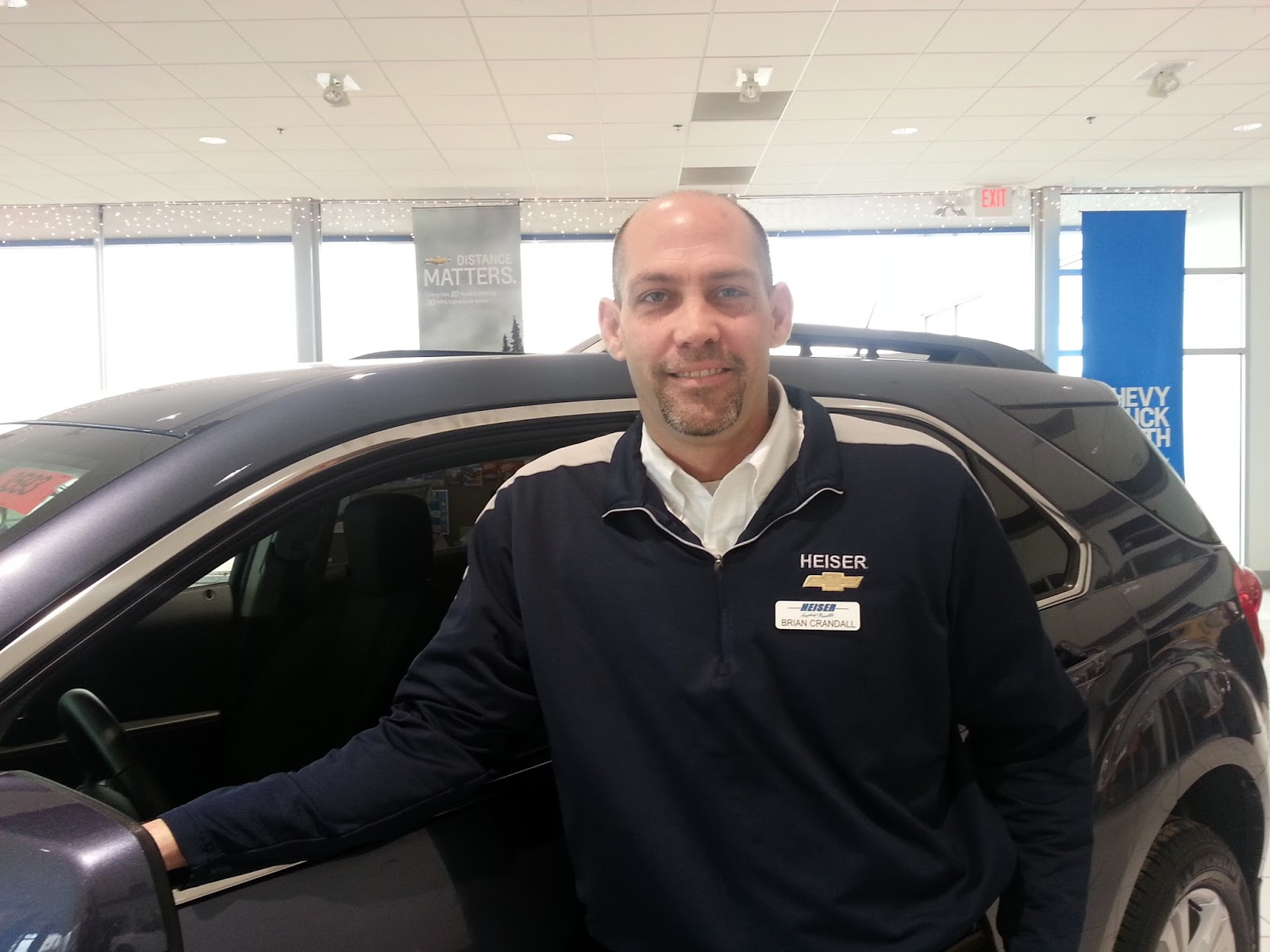 Heiser Chevrolet August 2013 Newsletter 414 327 2300 Chevy Power Steering Ckets Brian Crandall Provides Out Of The Ballpark Leadership At