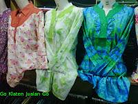 +gambar foto baju wanita dengan motif abstrak