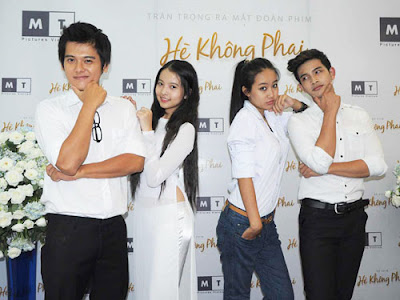 he khong phai htv7 Phim Hè không phai   HTV7 2013 trọn bộ full Online