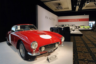 Auctions: 1960 Ferrari 250 GT sells for over $8 million in record-setting RM auction weekend