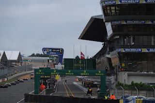 Rolex 24h du Mans 2013 Allan Simonsen