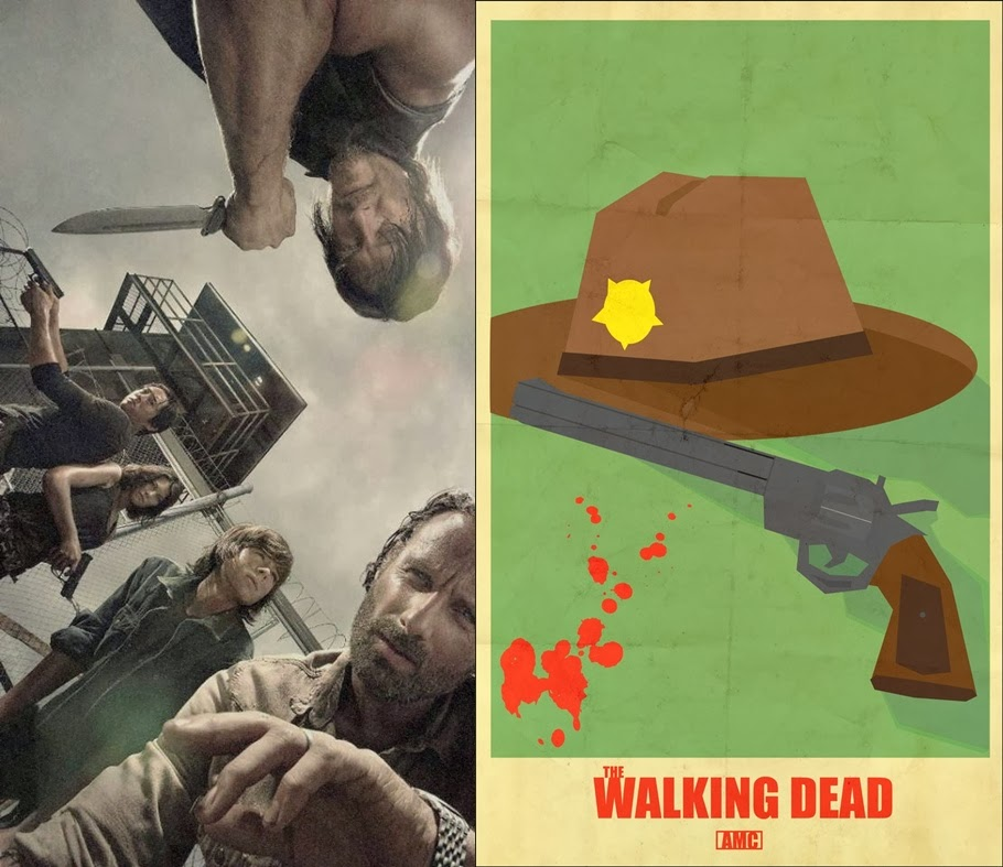 The Walking Dead season 4 premiere countdown