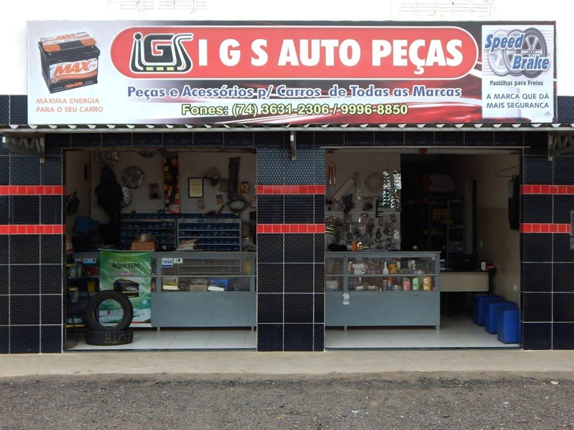 Venha fazer uma visita na IGS Auto Peças em Serrolândia e comprovar os melhores preços da cidade