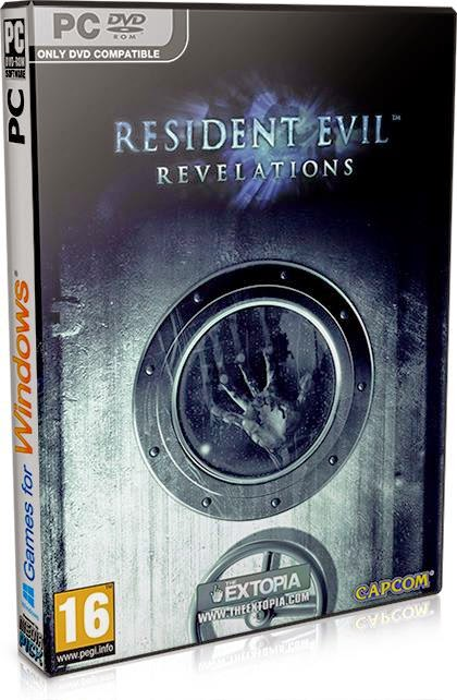 Downlaod Free Resident Evil Revelations Full Version