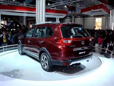 Honda, Auto Expo-2016, Honda BR-V, Auto Expo Delhi, 13th Auto Expo