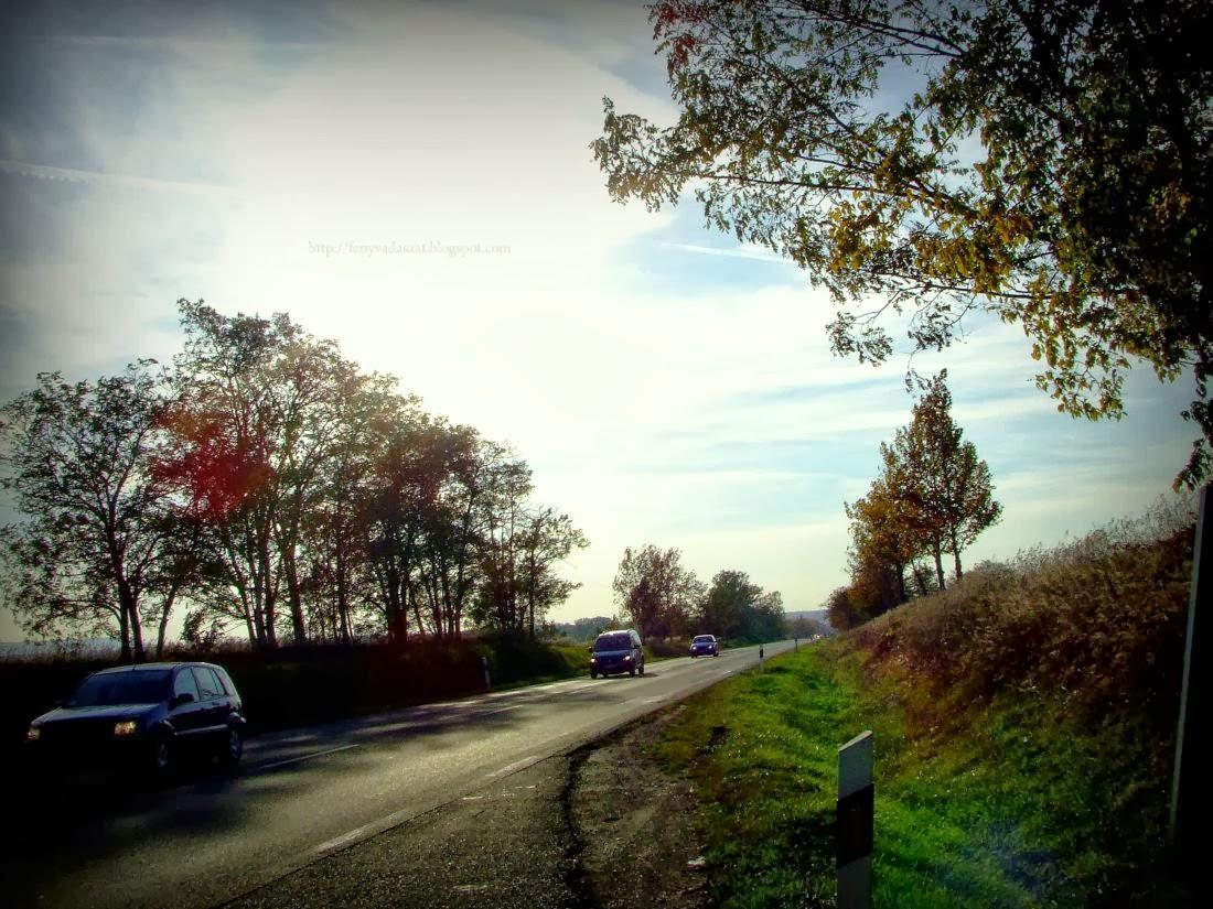 Őszi csavargás: három nap - három megye