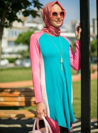 Pilihan terbaru baju muslim remaja modern masa kini