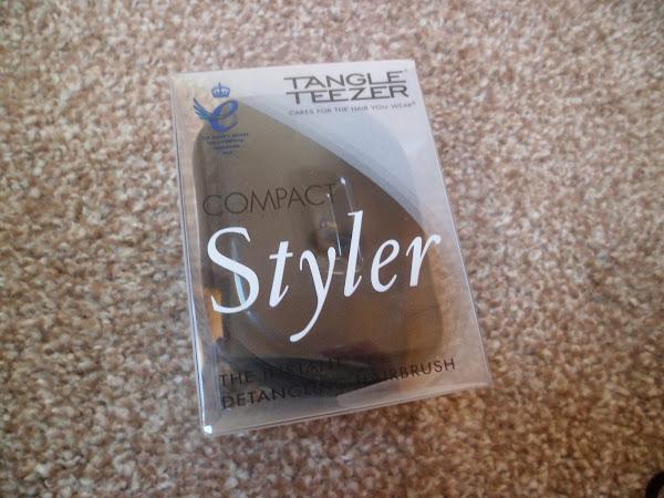 Tangle Teezer Compact Review